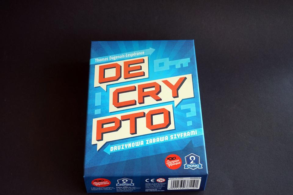 Ogromny Recenzja gry Decrypto | Angry BoardGamer HK63